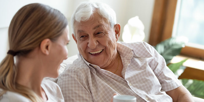 """How to """"Be"""" When You Are with Someone with Alzheimer's"""