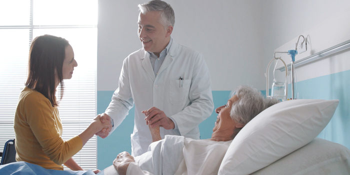 Questions to ask before your parent leaves the hospital